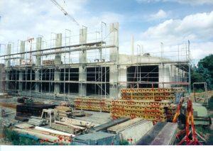 Bau Feuerwehrhaus 2000 - 2003 (21)