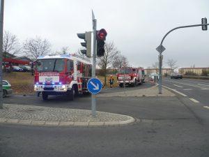 Verkehrsunfall am Kirschberg in Gerbrunn am 24.02.2012 (4)