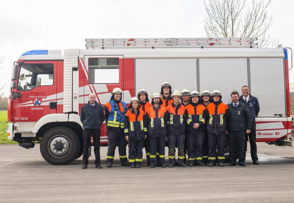 Feuerwehr Gerbrunn