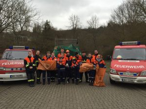 Putz munter Aktion FF Gerbrunn am 19.03 (39)