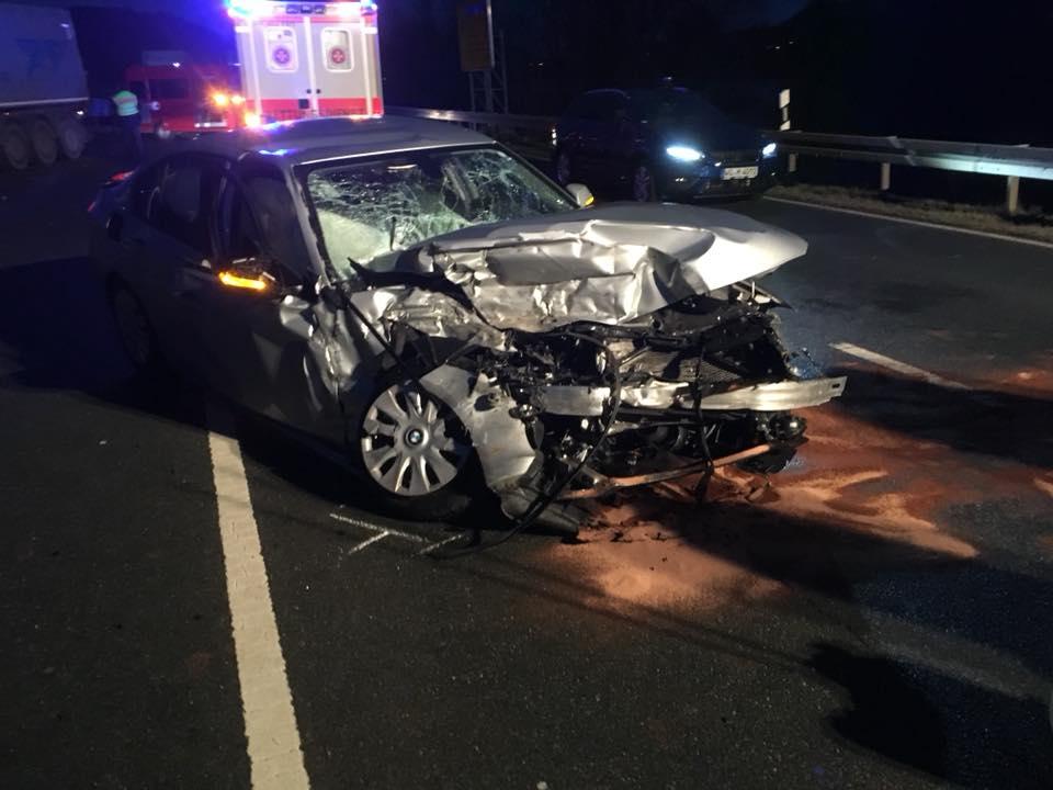 Einsatz – Schwerer Verkehrsunfall