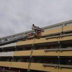 Einsatz – THL Drehleiter – Unterstützung Rettungsdienst
