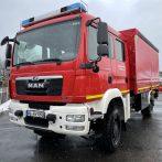 Erdbebenhilfe für Feuerwehren in Kroatien